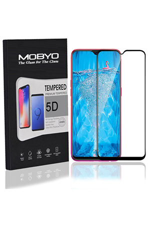 OPPO F9 Pro Tempered Glass