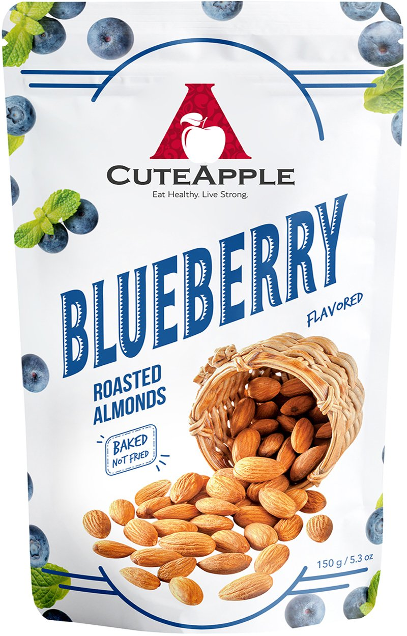 blueberry Flavored Roasted Almonds