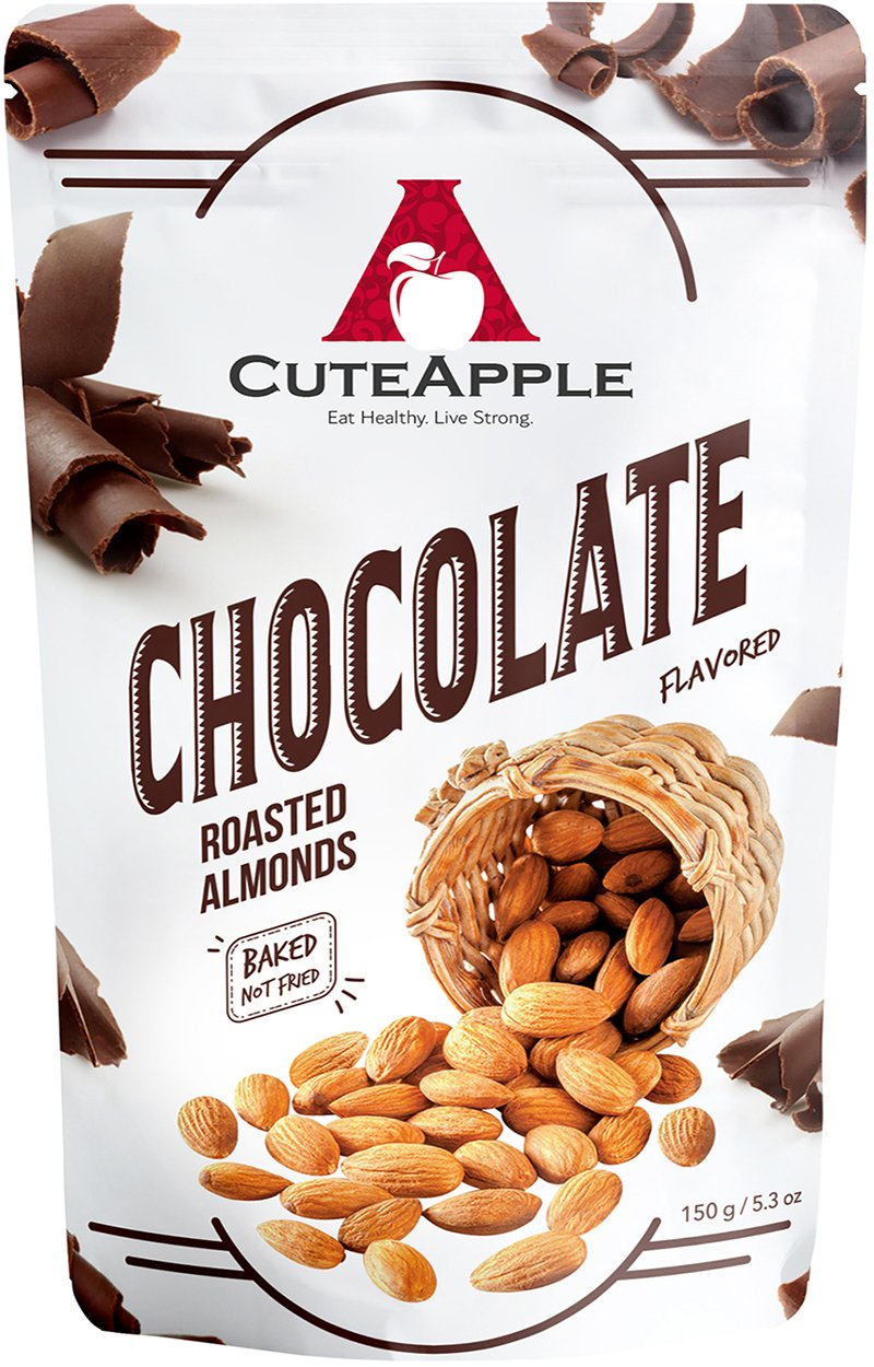 chocolate Flavored Roasted Almonds